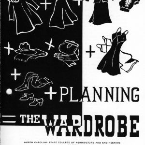 Planning the wardrobe (Miscellaneous Pamphlet No. 47)