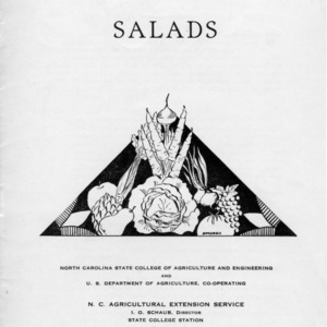 Salads (Extension Circular No. 211)