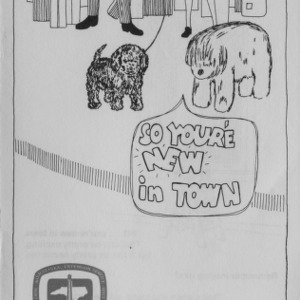 So you're new in town (Extension Circular 538)