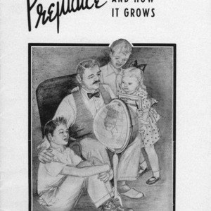 Prejudice and how it grows (Miscellaneous Pamphlet No. 124)