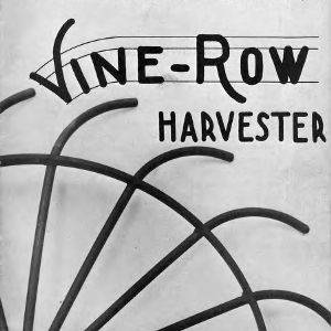 The sweet potato vine-row harvester (Bulletin No. 358)