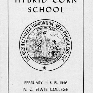 Hybrid corn school