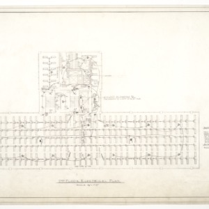 Home Security Life Insurance Building -- 2nd Floor Electrical Plan