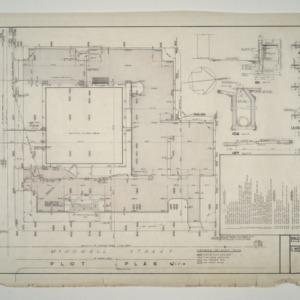 Raleigh Municipal Building -- Plot Plan