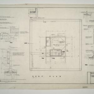 Raleigh Municipal Building -- Roof Plan