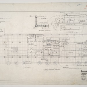 Branch Banking and Trust Company -- First Floor Plan