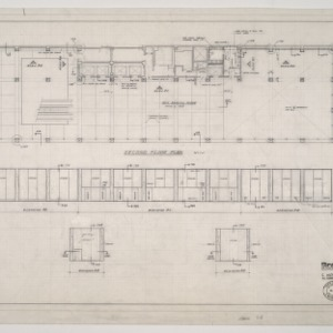 Branch Banking and Trust Company -- Second Floor Plan