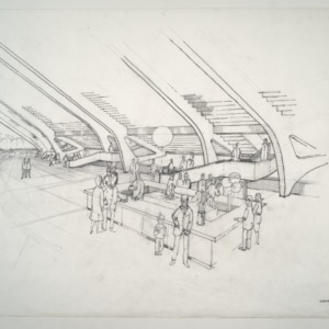 Carter Stadium -- Carter Stadium drawing - Inside Stadium