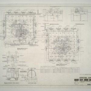 Women's Dormitory Heating and Air Conditioning Plan