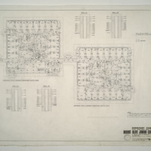 Women's Dormitory Electrical Plan