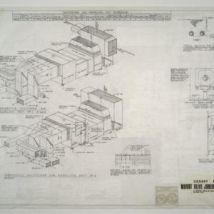 Mount Olive Junior College Library Building -- Isometric Multizone Air Handling Unit