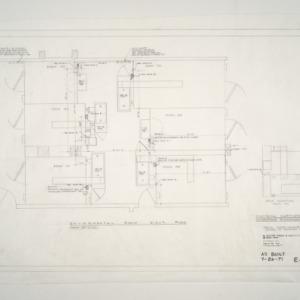 NCSU Forestry School -- Environmental Room Electrical Plan