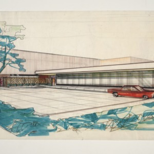 Rockwell Manufacturing Company -- Rendering