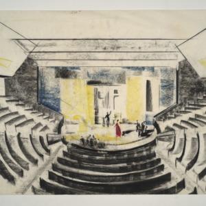 Stewart Theatre -- Rendering