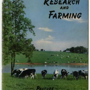 """Research and Farming"" :: Equipment Studies :: Physical Characteristics and Properties"