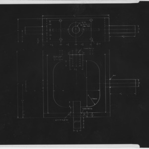 Technical drawings of an apparatus