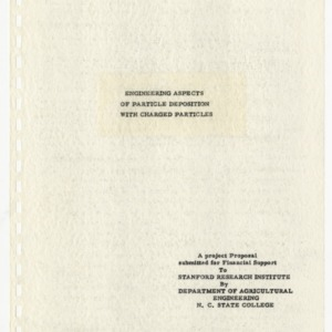 Pesticide research, 1957-1964
