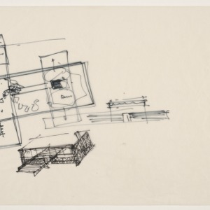 Kamphoefner Residence -- Sketch
