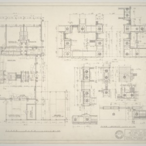 Gus Aretakis Residence -- Floor Plan and Details