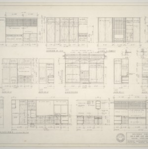Gus Aretakis Residence -- Interior Details