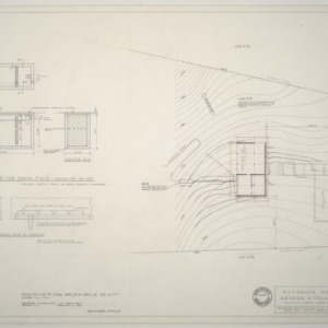 George W. Poland Residence -- Plot Plan