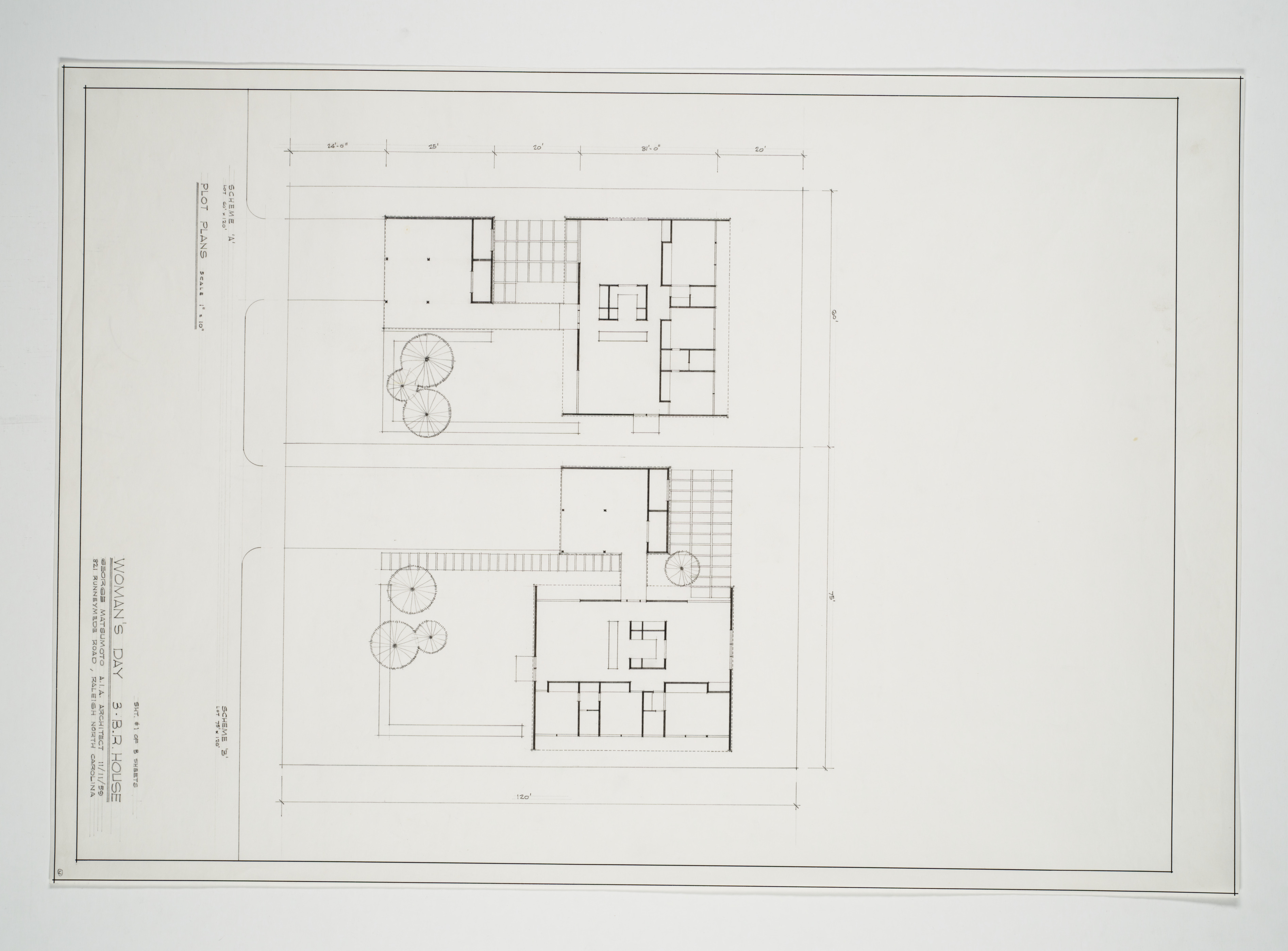 Plot Plan 3 Bed Room House Woman 39 S Day Magazine Houses