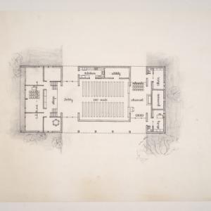 Community Church of Chapel Hill -- Floor Plan