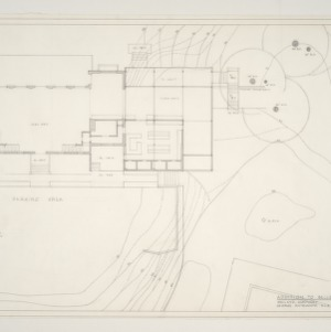 Bellfonte Country Club -- Plot Plan