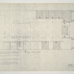 I.B.M. Building -- Interior Carpet, Blinds, and Drapery Plans