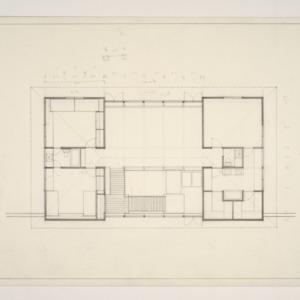 Watkins Residence -- Floor Plan
