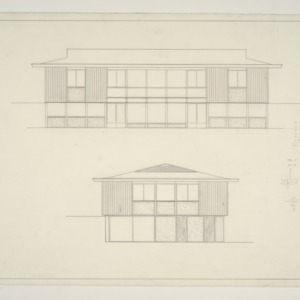 Watkins Residence -- Exterior Details