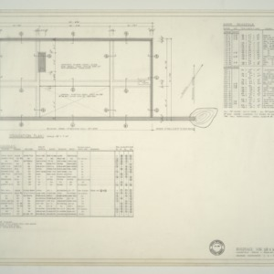 Watkins Residence -- Foundations and Schedules