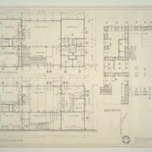 Watkins Residence -- Floor Plans and Details