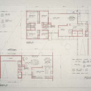 Department of Defense Military Housing -- Preliminary Study: Senior Grade Officer Housing Floor Plan