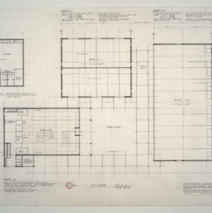 Park Shore Housing -- Floor Plan
