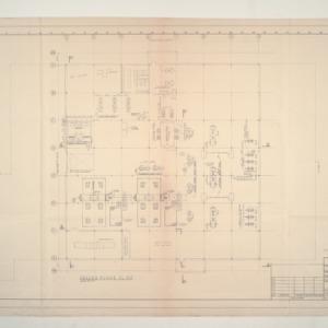 Park Shore Housing -- Ground Floor Plan
