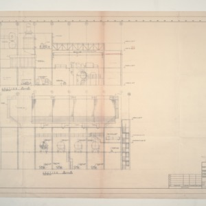 Park Shore Housing -- Cross Sections