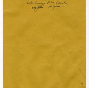 Bulk Curing photos, 1958-1959
