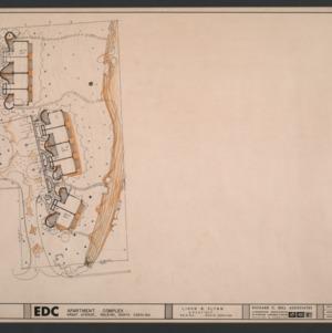EDC Apartment Complex -- Site Plan