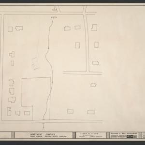 Apartment Complex -- Location Plan