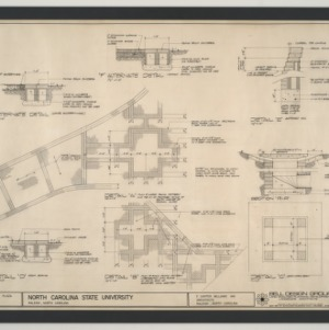 NCSU - University Plaza -- Completion of University Plaza Details