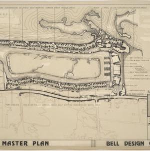 8 1/2 Marina Villiage: A planned community -- Master Plan