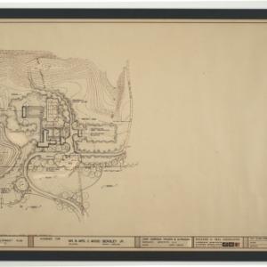 Beasley Residence -- Landscape Development Plan