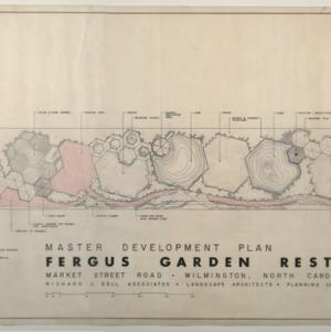 Fergus Garden Restaurant -- Master Development Plan