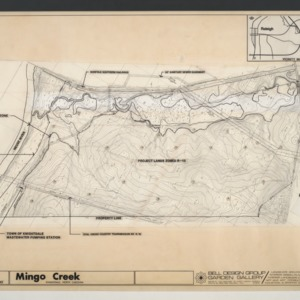 Mingo Creek -- Existing Conditions Map