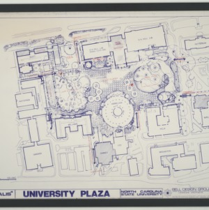 Chrysalis University Plaza -- Site Overview