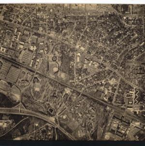 Pullen Park -- Aerial Photo
