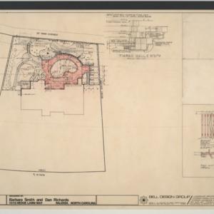 Barbara Smith and Dan Richards Residence -- Landscape Plan