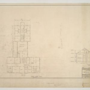 J. Arthur Dosher Memorial Hospital -- First floor