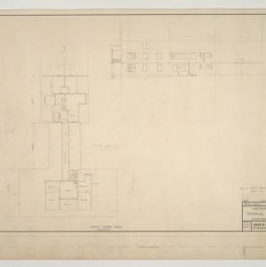 J. Arthur Dosher Memorial Hospital -- Attic floor